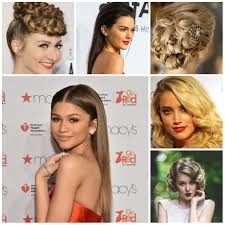 formal hairstyle ideas for holidays 2016 2017 haircuts