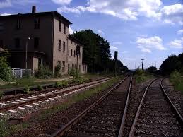 Lübbenau–Kamenz railway