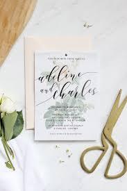 Printable Invitation Card Stock 87 Best Printable Wedding Stationery Images On Pinterest Wedding