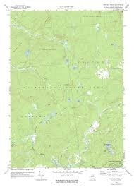 Thousand Islands Map New York Topo Maps 7 5 Minute Topographic Maps 1 24 000 Scale