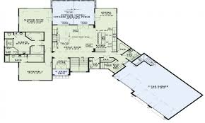 one story house plans with open concept one best home and house