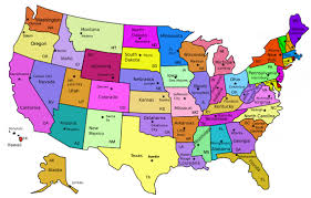 Map Of The Usa by Printable Us Map Template Mesmerizing Interactive Map Of The Usa