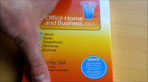 microsoft office home and business 2010 inklusive microsoft