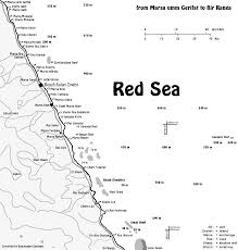 Map Of The Red Sea Index Of Red Sea Pictures