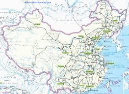 Map Of China Provinces Maps Of China China City Maps China Travel Map China Provinces Map