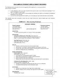 Resume Samples For Freshmen College Students   Resume Pdf File     Reganvelasco Com freshman template resume college freshman template sample
