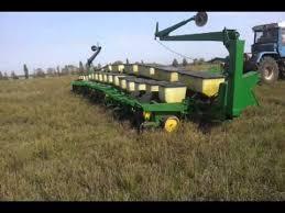 John Deere 7100 Planter by John Deere 7000 16row Youtube