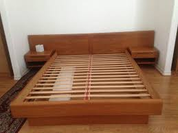 King Size Floating Platform Bed Plans by 11 Best Bed Images On Pinterest 3 4 Beds Platform Beds And Danishes