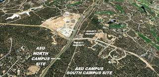 Payson Arizona Map by Hard Corner On Hwy 260 12 Ac Adjacent To New Asu Campus Site