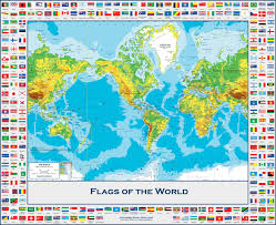 Pictures Of World Map by World Wall Maps