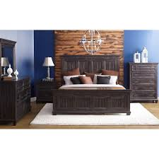 MORRISON  PC KING BEDROOM SET - 7 piece king bedroom furniture sets
