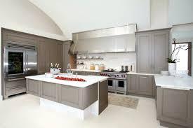 grey kitchen cabinets white countertops ellajanegoeppinger com