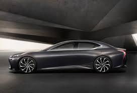 lexus japanese models all new lexus ls luxury sedan said to arrive in early 2017