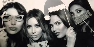 a handy guide to kim kardashian u0027s friends huffpost