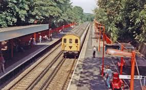 Sydenham Hill railway station