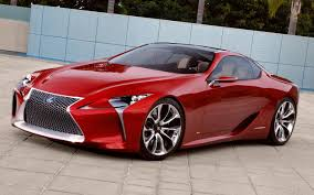 lexus lc pricing 2017 lexus lf lc concept and price carspoints