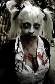 Girls Zombie Halloween Costumes Zombie Costume Ideas Kids Kids Zombie Costume