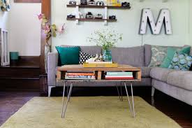 Coffee Table Modern Design Coffee Table Dark Wooden Tall Coffee Table Modern Design Habitat