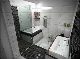 Bathroom Sink Ideas For Small Bathroom Modish Small Bathroom Interior Design In Black And White Colors
