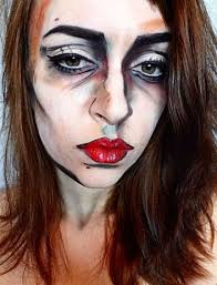 Creative Halloween Makeup Ideas Creative Ads And More U2026