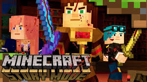 youtubers are being killed minecraft story mode episode 6