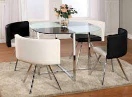 Black And White Dining Room Chairs Download Black And White Dining Room Set Gen4congress Com