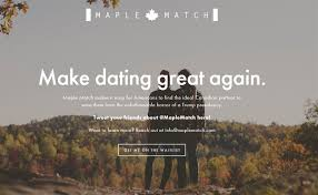 Maple Match      Dating Site Hooks Up Trump Hating Americans With Canadians   NBC News