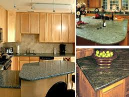 granite countertop painted and glazed kitchen cabinets stainless