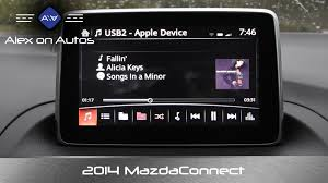buy mazda 3 hatchback 2014 2015 mazda3 mazdaconnect infotainment review youtube