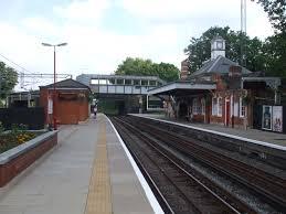 Hatch End railway station