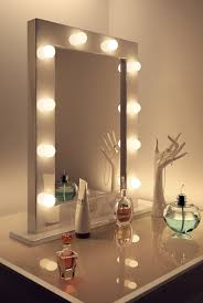 importance of vanity mirrors with lights light decorating ideas