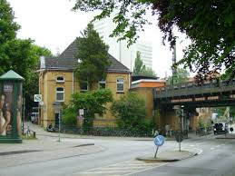 Bahrenfeld station