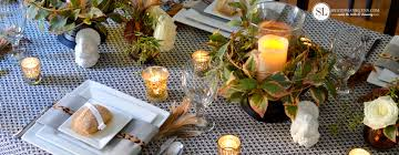 gift giving for less with better homes and gardens walmart thanksgiving table setting setting a fall tablescape with better homes and gardens
