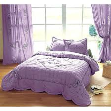 غرف نوم بنفسجية قمة الرومانسية   صور غرف نوم باللون البنفسجي   اجمل غرف نوم