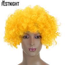 halloween mens wigs popular curly halloween wigs buy cheap curly halloween wigs lots