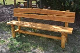 Free Wooden Garden Chair Plans by Rustic Wood Benches 55 Excellent Concept For Rustic Wood Bench