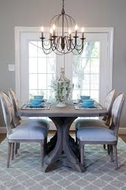 top 25 best dining room lighting ideas on pinterest dining room a 1940s vintage fixer upper for first time homebuyers table and chairsdining room