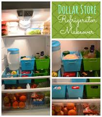 dollar store refrigerator makeover refrigerator makeover dollar