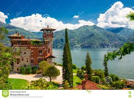 Como Italy Map by Lake Como Italy Europe Villa Was Used For Film Scene In Movie