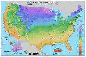 Time Zone Map Usa With Cities by Map Downloads Usda Plant Hardiness Zone Map