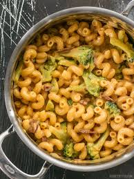 one pot bacon broccoli mac and cheese budget bytes