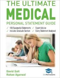 The Ultimate Medical Personal Statement Guide      Successful     Amazon co uk The Ultimate Medical Personal Statement Guide      Successful Statements  Expert Advice  Every Statement Analysed  Includes Graduate Section  UCAS Medicine