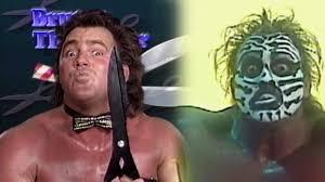 Halloween Havoc 1995 Osw by Top 18 Ed Leslie Aka Brutus Beefcake Gimmicks In Order Youtube