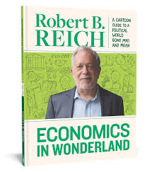 upcoming arrivals economics in wonderland a cartoon guide to a