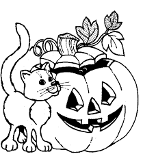 free halloween images halloween coloring pages getcoloringpages com