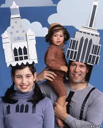 Halloween Costumes For Families by Family Costumes For Halloween Martha Stewart