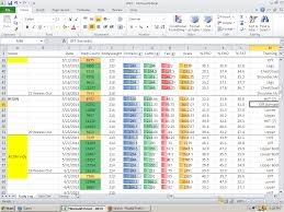 Software For Spreadsheets Excel Life With My Bodybuilder