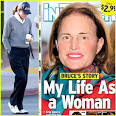 BRUCE JENNER Lets His Long Hair Flow in Latest Outing | Bruce.