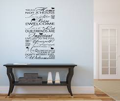 Interior Design Quotes by Vinyl Wall Sticker Quotes Home Interior Design Ideas Elegant