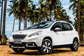 Peugeot 2008 1.6 16v FlexStart terá câmbio automático de seis ...